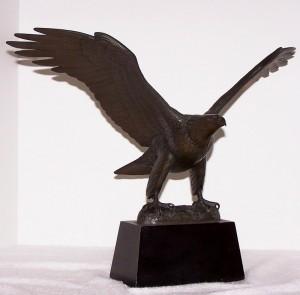 Bronze Eagle (1)