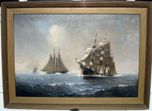 Marshall Johnson (Ship & Schooner)