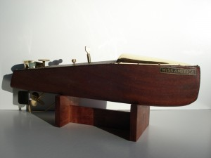 Toy Speedboat (right side)